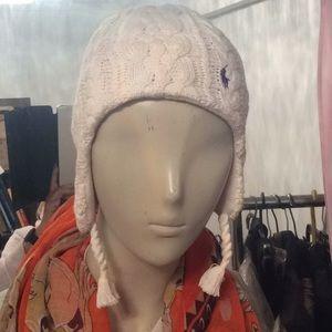 Polo Ralph Lauren cashmere blend hat
